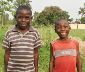 """Pastor""Nickson & Dunsky.  Nickson wants to be a pastor."