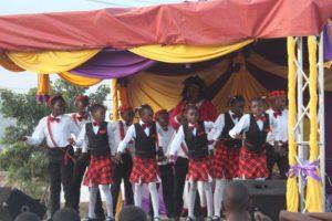 crusade - kids dancing
