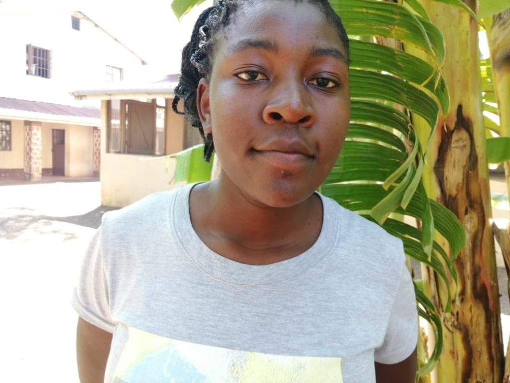 Maureen Grade 11